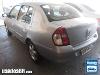 Foto Renault Clio Sedan Prata 2007/2008 Á/G em Campo...
