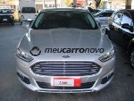 Foto Ford fusion titanium gdi 4p 2013/2014 flex prata