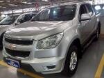 Foto Chevrolet S10 Prata 2014