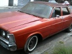Foto Ford Galaxie Ltd Mod Landau 1977 - V 8