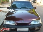 Foto GM - Chevrolet Monza GLS 2.0 94/ Bordo