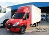 Foto Iveco Daily 35S14 2011 Vermelha 4x2 Diesel no Baú