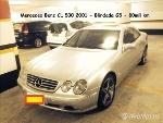 Foto Mercedes-benz cl 500 5.0 v8 gasolina 2p...