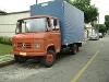 Foto Mercedes benz 608 1980 vermelho