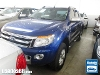 Foto Ford Ranger C.Dupla Azul 2014 Diesel em Goiânia