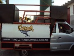 Foto Towner Mini Trio Eletrico, Para Carnaval,...