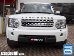 Foto Land Rover Discovery-4 Branco 2011/ Diesel em...