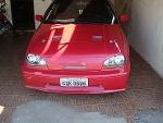 Foto Golf 98 vermelho tunado