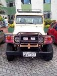 Foto Toyota Bandeirante. Capota De Aço E Chassi...