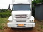 Foto Mercedes mb 1620 branco