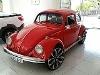 Foto Volkswagen Fusca Vermelho 1974