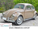Foto Volkswagen Fusca 1300 1969 Original De Fabrica...