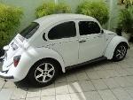 Foto Fusca, Branco 1300 C Motor 1600 C N Fiscal...