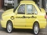Foto Volkswagen santana 2.0MI 4P 2002/2003 Gnv AMARELO