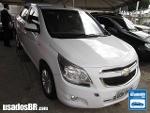 Foto Chevrolet Cobalt Branco 2013/2014 Á/G em Goiânia