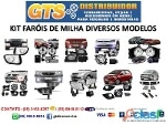 Foto Kit faróis de milha diversos modelos em Fortaleza