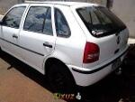 Foto Vw - Volkswagen Gol G3 200/2001 branco - 2001