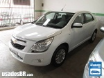 Foto Chevrolet Cobalt Branco 2013/2014 Á/G em Anápolis