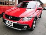 Foto Volkswagen saveiro 1.6 ce 2p 2012/ flex vermelho