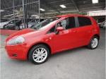 Foto Fiat Punto atractive - 2012