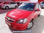 Foto Chevrolet celta 1.0 MPFI LT 8V Vermelho...