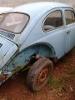 Foto Vw Volkswagen Fusca fuscão ano 72 1970