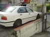 Foto Bmw 325ia Automatica 1993 Branca