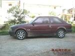Foto -Se ou troca-se em carro ford escort ano 1990...