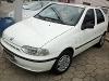 Foto Palio 1.0 EX Branco 1998 Gasolina Gaspar/SC