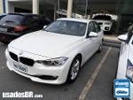 Foto BMW 320i Branco 2013 Gasolina em Goiânia