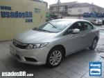 Foto Honda Civic (New) Prata 2012/2013 Á/G em Goiânia