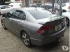 Foto Honda Civic Lxs 4p 2008 Flex Cinza
