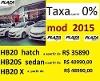 Foto Hyundai Hb20 Zero Km 2015 Taxa 0%