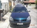 Foto Renault clio 1.6 expression sedan 16v flex 4p...