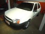 Foto Ford Fiesta 1.0 1999 / 2000 Branco Gasolina 4P...