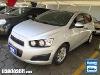 Foto Chevrolet Sonic Hatch Prata 2012/2013 Á/G em...