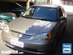 Foto Honda Civic Dourado 2001 Gasolina em Goiânia
