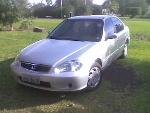 Foto Honda Civic Lx 1.6 16valvulas 2000