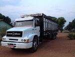 Foto Mercedes 1620 truck 2000 boiadeiro todo...