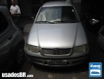 Foto VolksWagen Gol G3 Prata 2001/2002 Gasolina em...