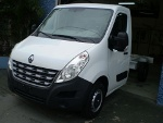 Foto Renault Master Chassi 2015