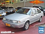Foto VolksWagen Santana Prata 1996/1997 Gasolina em...