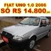 Foto Fiat Uno Mille Fire 1.0 (Flex)