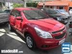 Foto Chevrolet Agile Vermelho 2011 Á/G em Goiânia