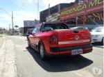 Foto Volkswagen Saveiro Cross 2014 Flex Vermelha