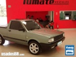 Foto VolksWagen Saveiro Verde 1989/1990 Diesel em...