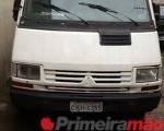 Foto Renault Trafic 2.2 GAS/GNV 97 Branca carburada...