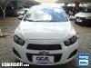 Foto Chevrolet Sonic Hatch Branco 2013/2014 Á/G em...