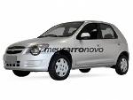 Foto Chevrolet celta 1.0 mpfi vhc 5p 2015/ flex prata