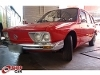 Foto VW - Volkswagen Brasilia 1600 8-/- Vermelha